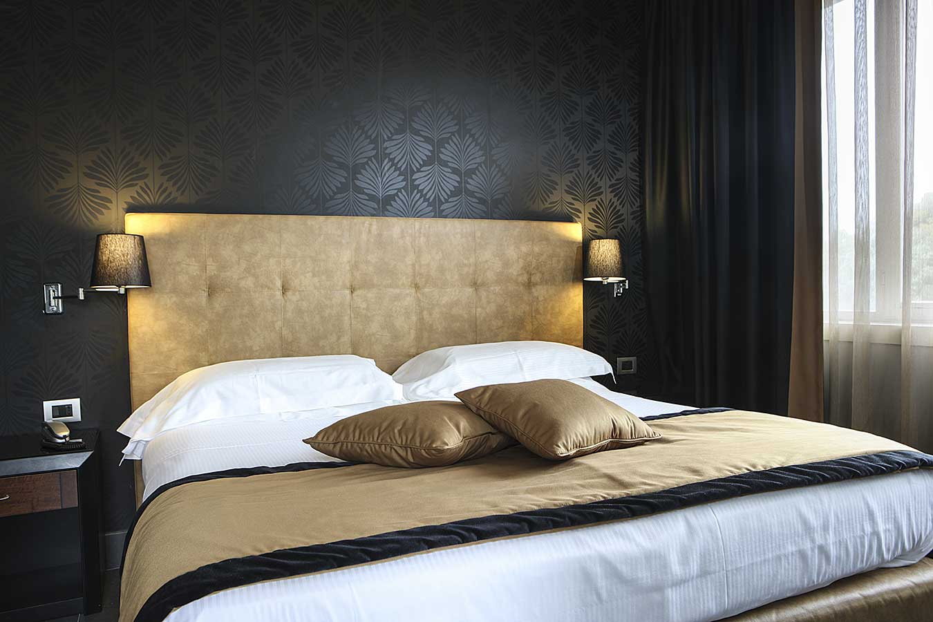 Napoli - Best Western JFK Hotel