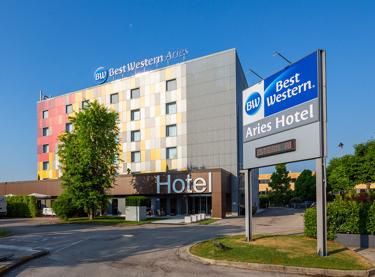 Vicenza - Best Western Hotel Aries