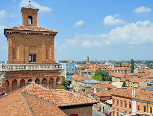 Hotels in Ferrara from € 55,00