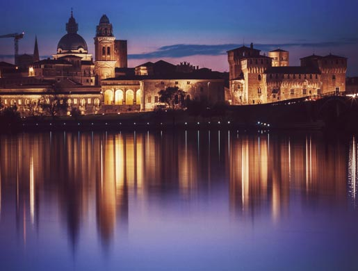 Hotels in Mantova from € 66,50