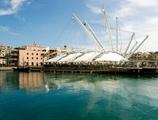 Hotels in Genoa from € 63,00