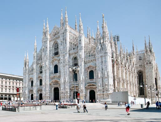 Hotels in Milan from € 53,00