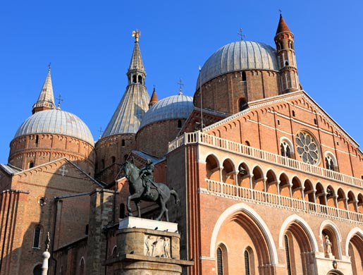 Hotels in Padua from € 46,50