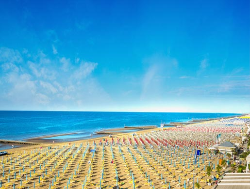 Hotels in Rimini from € 108,00