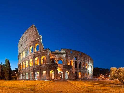 Hotels in Rome from € 40,50