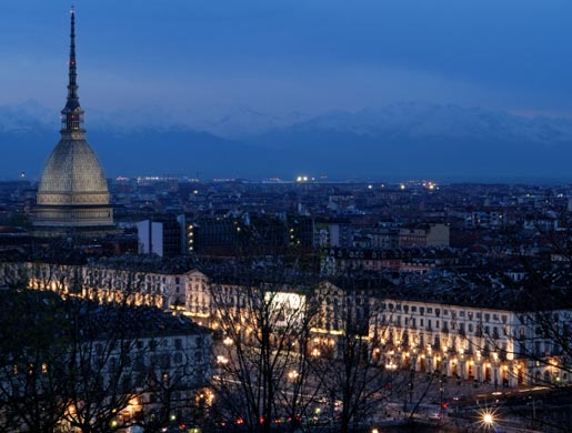 Hotels in Turin from € 62,50
