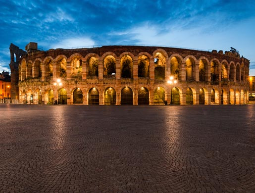 Hotels in Verona from € 88,00