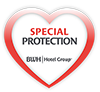 Stay Safe with Special Protection | scopri di più | discover more