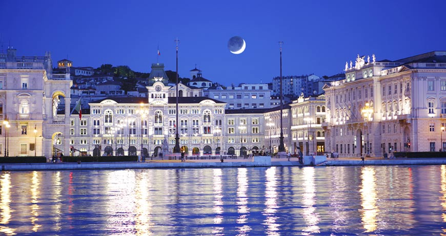 Touristic Information In Trieste Book A Hotel